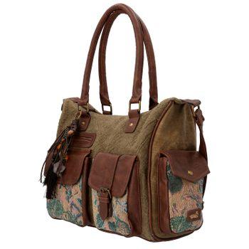 Cartera Acadia Bag para Mujer - Brown