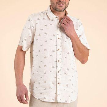 Camisa  Nature para Hombre - Turtles