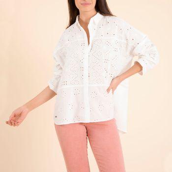 Blusa Aruba para Mujer - White