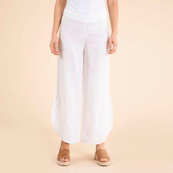 Pantalón Agra para Mujer - White
