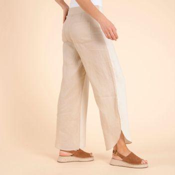 Pantalón Agra para Mujer - Cream