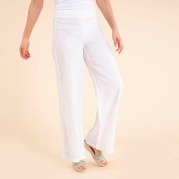 Pantalón Aman para Mujer - White