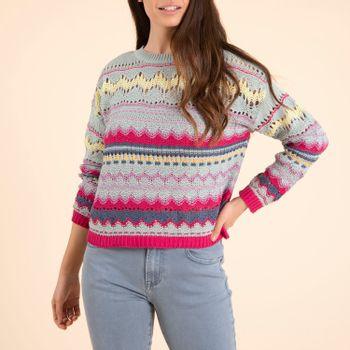 Sweater Ane para Mujer - Lavander